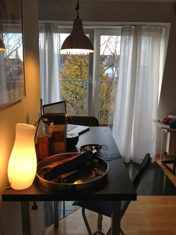 livelovestudy die perfekten esstische f r kleine k chen. Black Bedroom Furniture Sets. Home Design Ideas