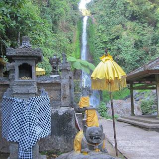 Balinese Praying Altar