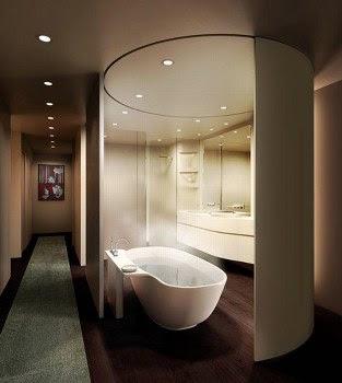 desain kamar mandi minimalis 15 20 Desain Kamar Mandi Minimalis yang Inspirasional