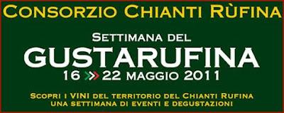 Gustarufina 2011 locandina o poster ufficiale