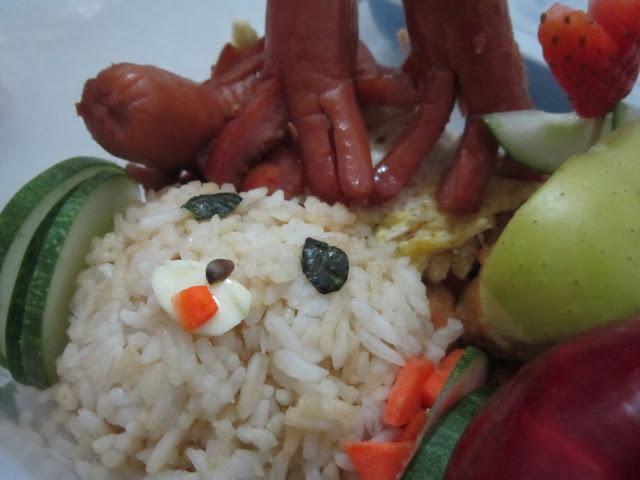 kawaii bento, cute lunch box