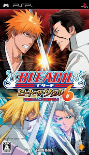 Free Download Games Bleach Heat the Soul 6 PPSSPP ISO Untuk KOmputer Full Version ZGASPC