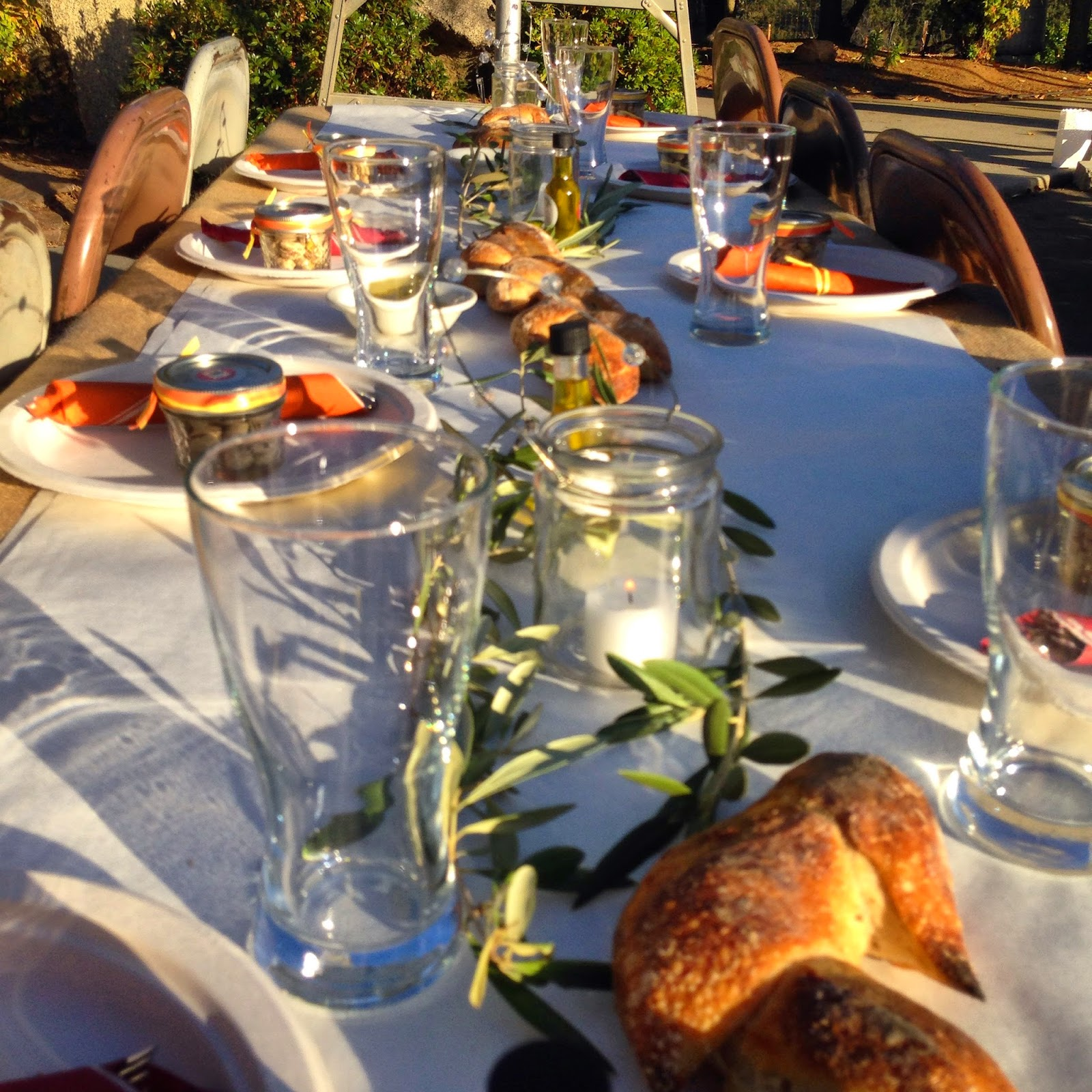 Crop to Tabletop Dinner with #PlacerGROWN