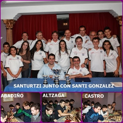 Santurtzi en el Cpto de España Sub16