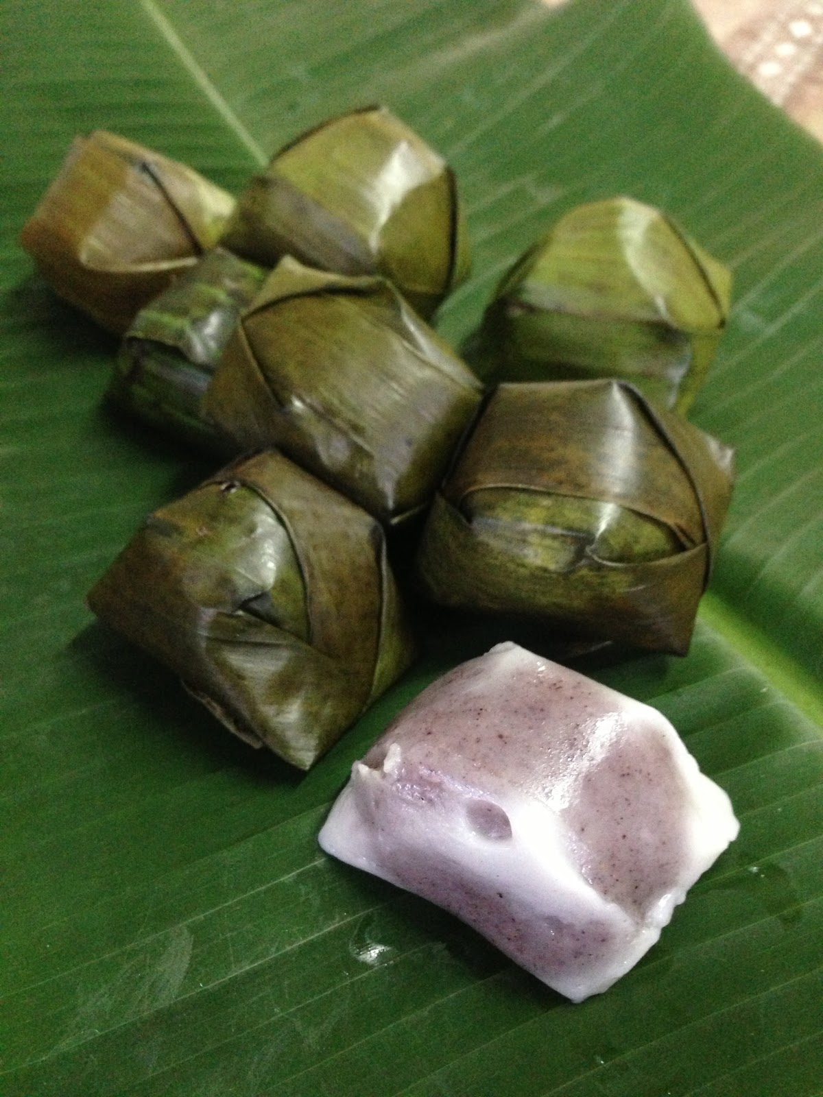 Kochi (kuih) incredibly fed blog Kuih Koci