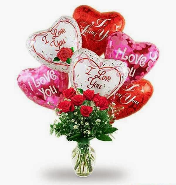 SPECIAL FLOWERS FOR VALENTINE