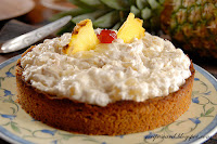 Pineapple Chiffon Pie