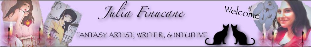 Julia Finucane - Fantasy Art, Fairy tales, Spiritual Gallery, Tarot