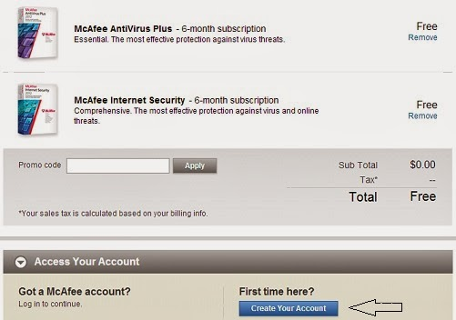 McAfee Internet Security 2014 Full Version