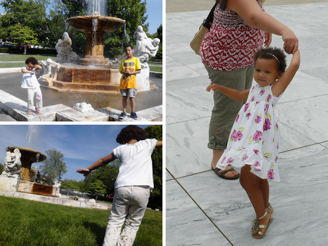 Fun at the Cleveland Art Museum | 11 Reasons We Love Cleveland in the Summer #thisiscle