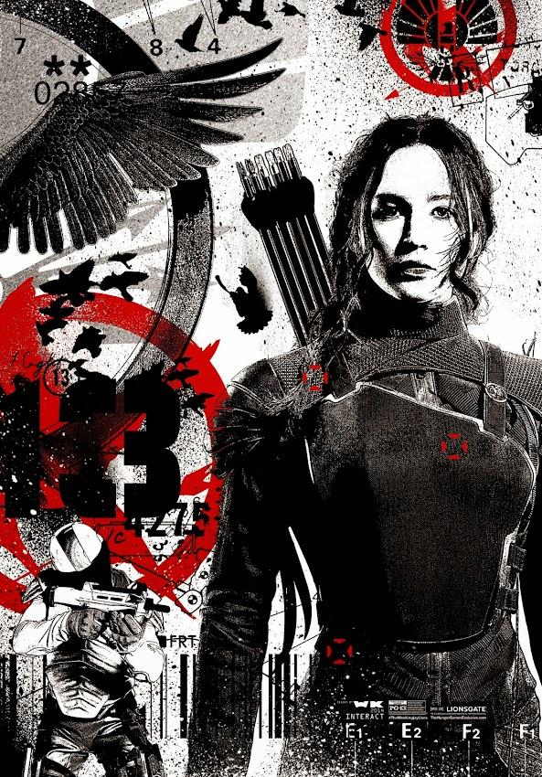 หนังน่าดูสัปดาห์นี้ ..The Hunger Games:Mockingjay-part 1 (เกมล่าเกม : ม็อกกิ้งเจย์ พาร์ท 1) poster25