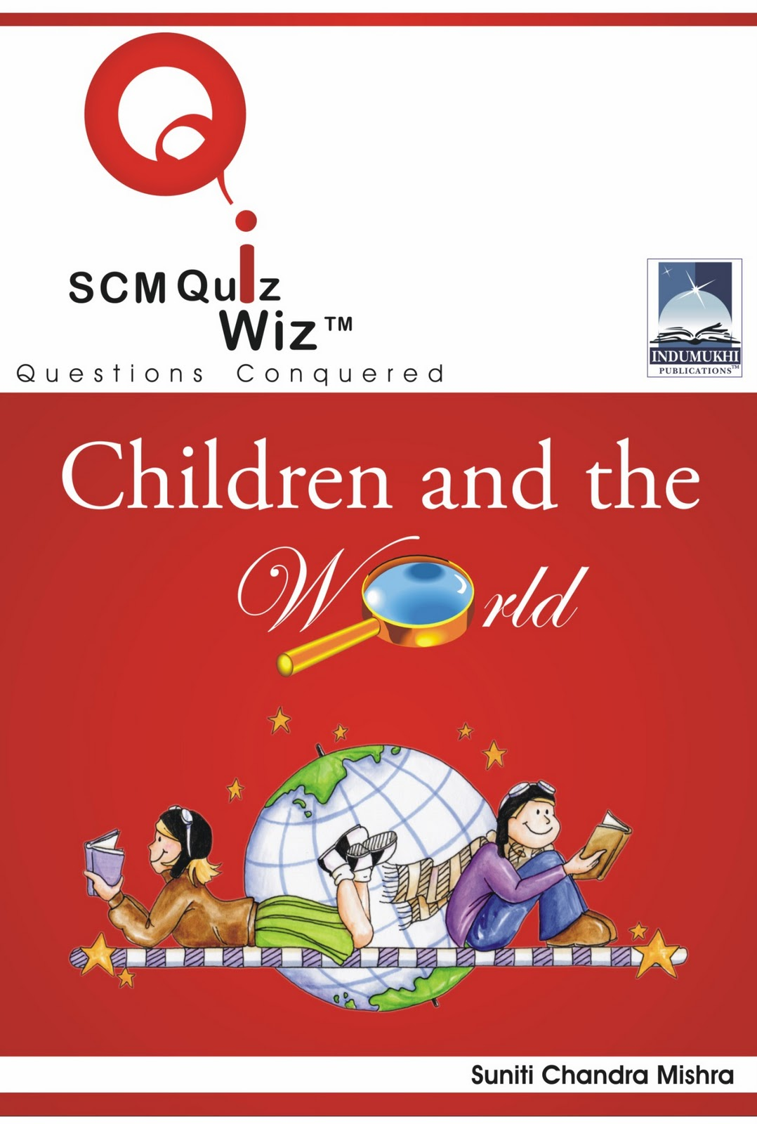 Children S Book Cover Quiz : Indumukhi publications scm quiz wiz children and the world