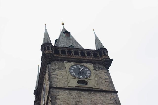 Пражские куранты, (Pražský orloj)