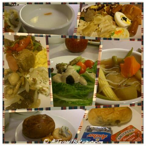 Hotel Quote Taipei Breakfast