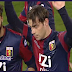 Goal Calaio - Napoli 1-1 Genoa - 24-02-2014 Highlights