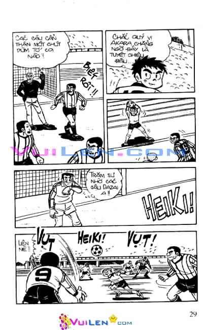 Jindodinho - Đường Dẫn Đến Khung Thành III  Tập 9 page 29 Congtruyen24h