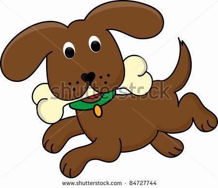 rules of jungle dog clip arts