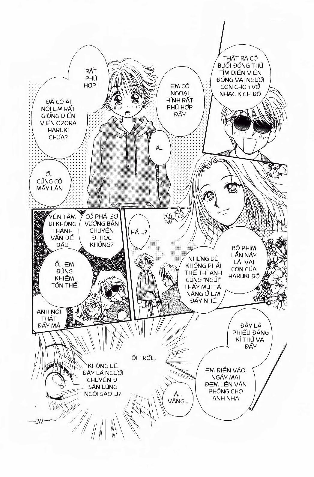 Chắp Cánh ước Mơ chap 13 - Trang 5