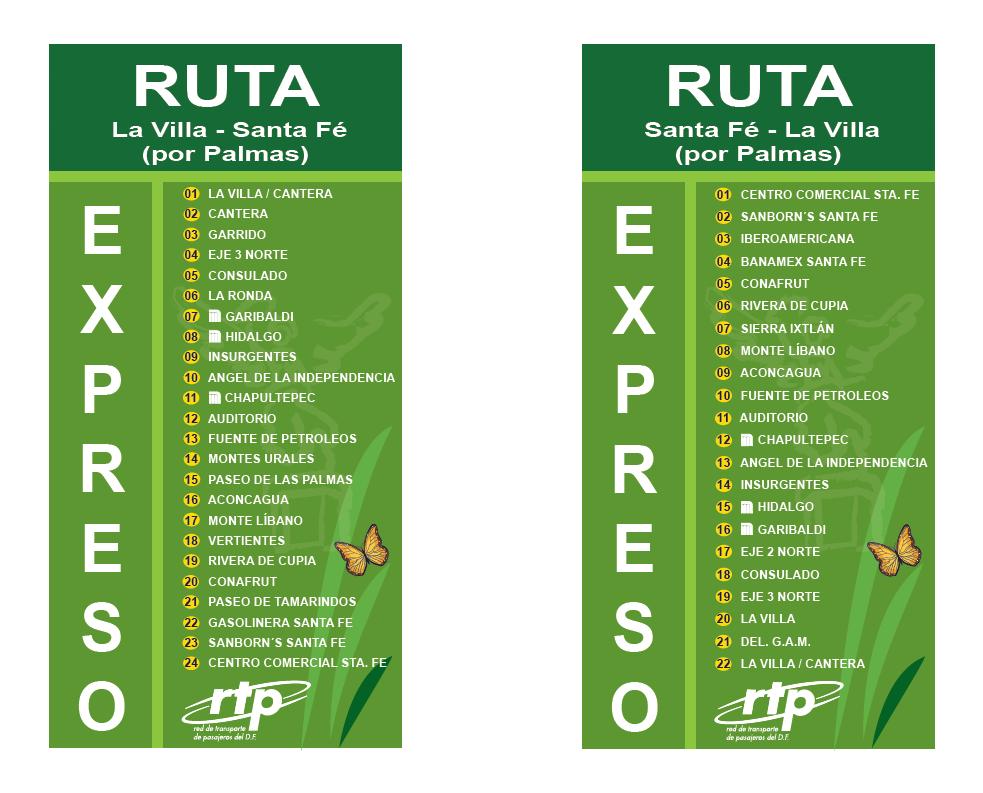 Servicio expreso rtp m1 - La illa centro comercial ...