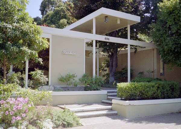 Bettershelter blog joseph eichler and his architects for Mid century modern residential architecture
