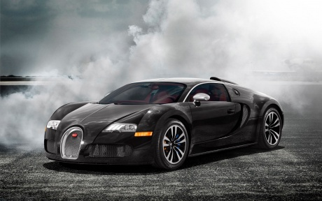 Bugatti veyron sang noir t2 Super Hd Wallpaper