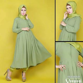 Permalink to Gambar Baju Muslim Modern Terbaik Model Sekarang