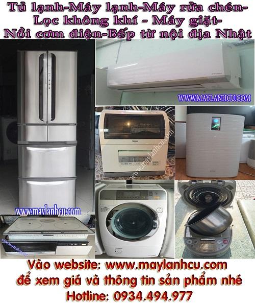 Máy Giặt cũ nội địa Nhật 7 kg,8 kg,9 kg