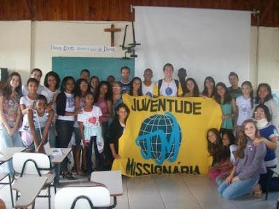IAM e JM da Diocese de São Mateus/ES planejam caminhada missionária