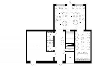 Best Ice House Design on Best Restaurant Bathroom Design