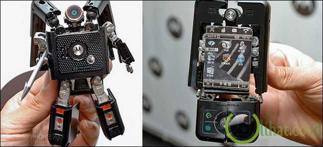 Transformer Phone