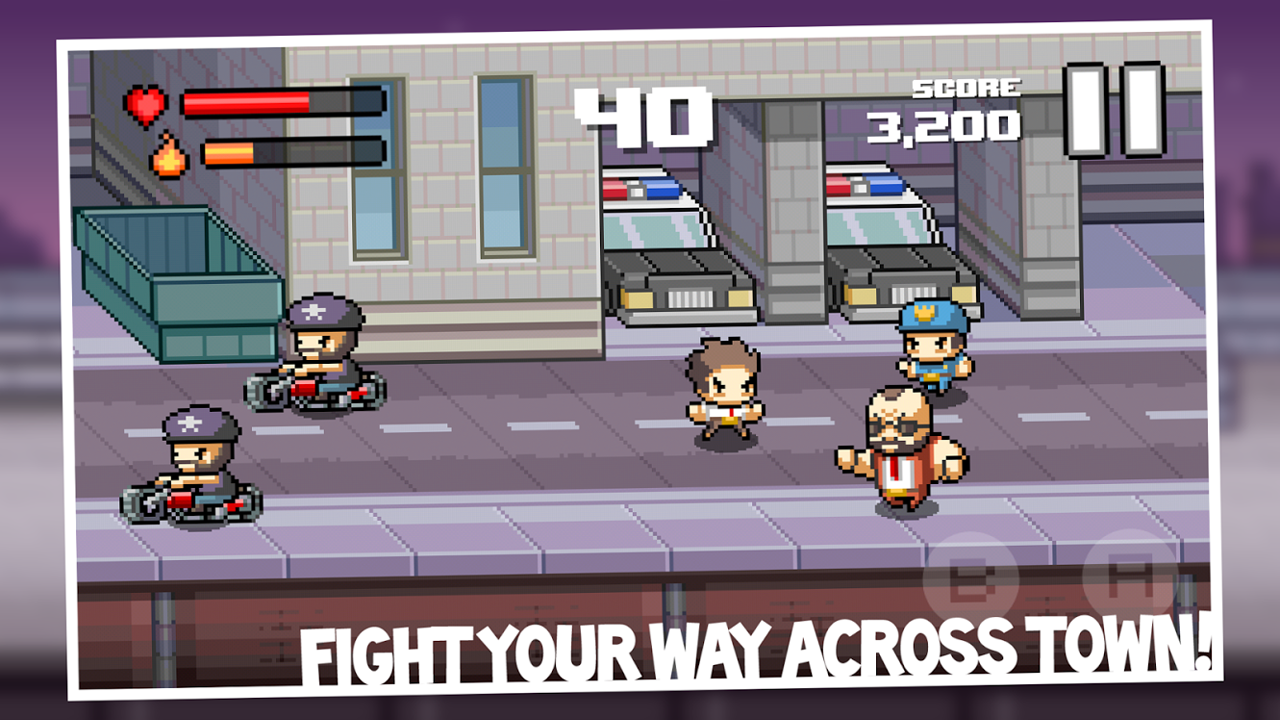 Beatdown! Gameplay IOS / Android