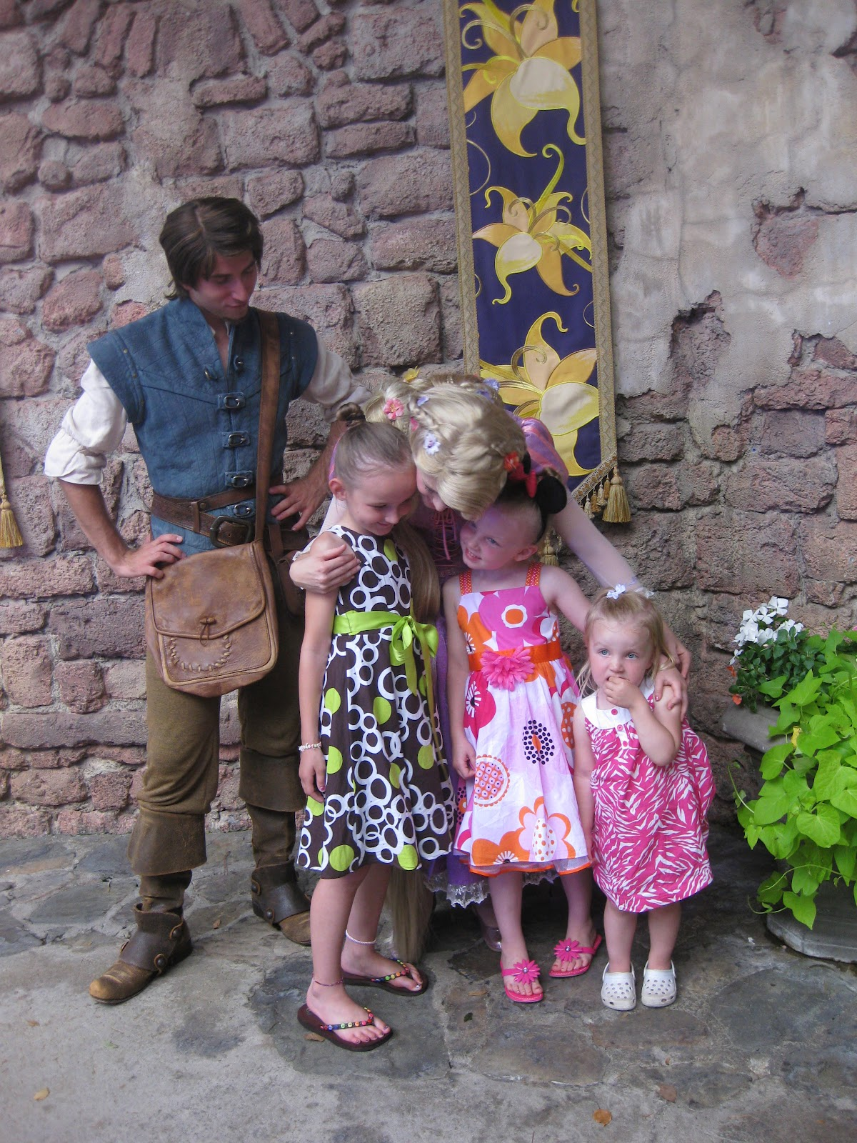 Flynn Rider Disney World 2013 At the walt disney worldFlynn Rider Disney World 2013