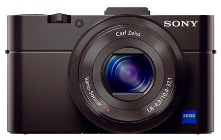 Sony RX 100 M2, ultra compact camera, creative filters, Full HD video, Wi-Fi, NFC, HDR