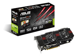 ASUS GeForce® GTX 670 DirectCU II TOP Graphics Card screenshot 1