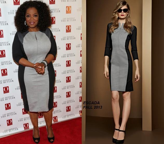 Week(july 31st) Oprah Winfrey Hit The Red Carpet At The O, The Oprah
