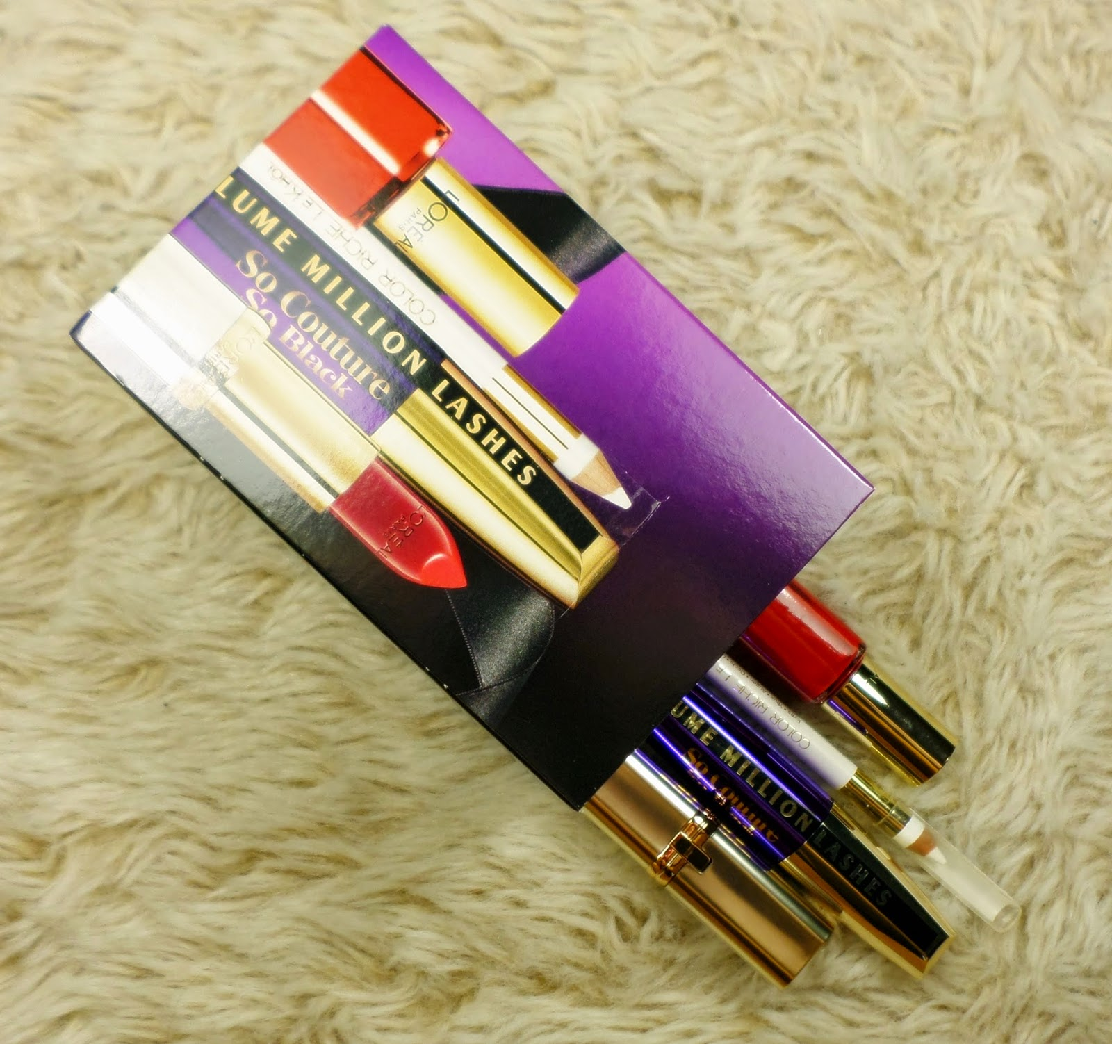 L'Oreal So Couture Free Gift With Purchase at Boots