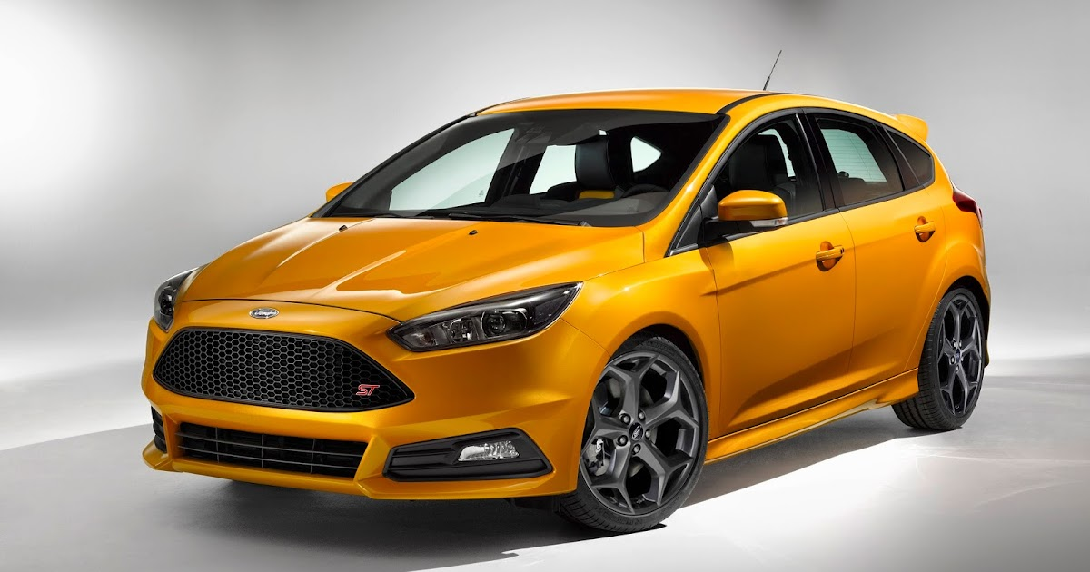 2015 ford focus st quoi de neuf autos am ricaines blog. Black Bedroom Furniture Sets. Home Design Ideas