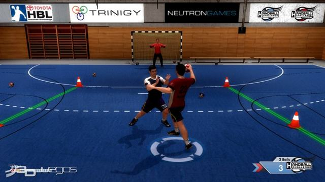IHF Handball Challenge 12 PC Full Español
