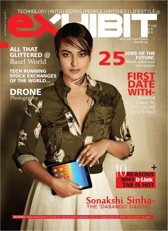 Magazine Covers April 2015 Magazine April 2015