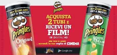 Pringles film gratis