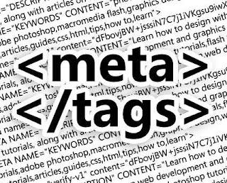 meta tag untuk seo blog