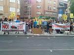 Crónica de la protesta Antitaurina en Murcia (3-6-2011)