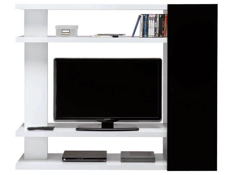 Meuble Tv Avec Rangement Chambre | urbantrott.com
