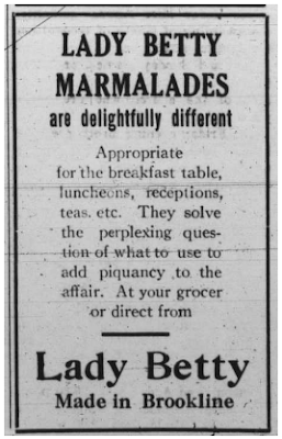 Wellesley Townsman advertisement, 1917