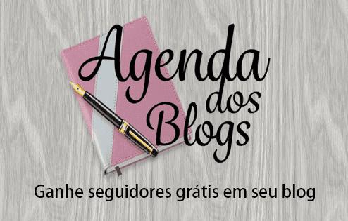 Agenda dos blogs-Sou membro.