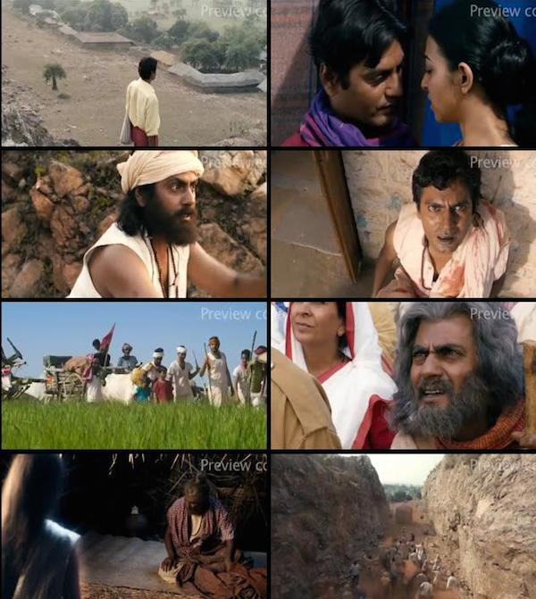Manjhi The Mountain Man Hindi HDRip