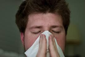 hidung tersumbat,flu