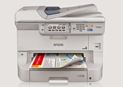 Epson WF-8590 driver linux