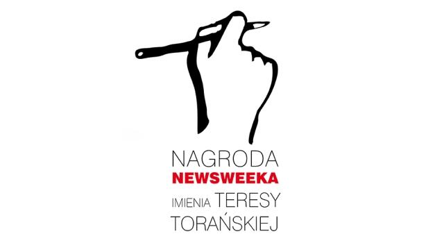 Logo konkursu o Nagrodę im. Teresy Torańskiej
