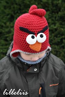 Angry Birds mütsi õpetus tasuta